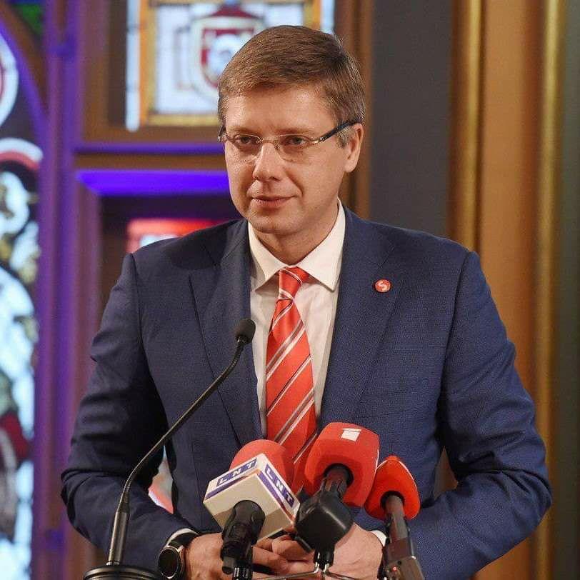 """Nils Ušakovs par """"Saskaņas"""" darba reorganizāciju Rīgā"""