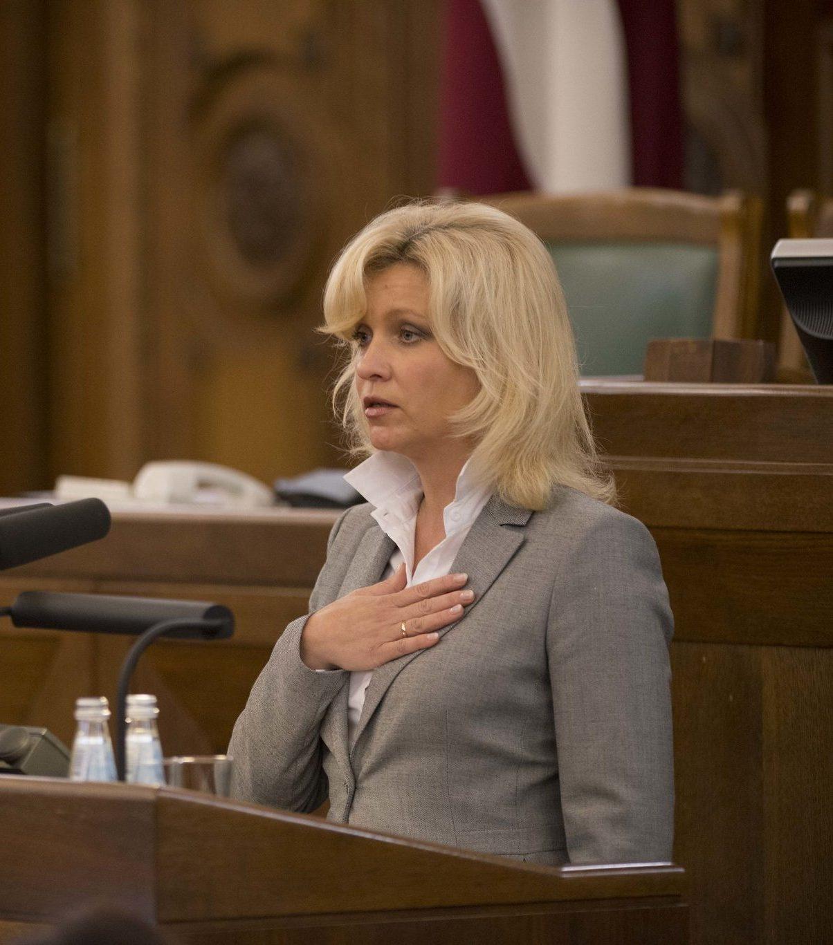 Regīna Ločmele-Luņova: Aicinām iedzīvotājus neslēgt individuālos zemes nomas līgumus