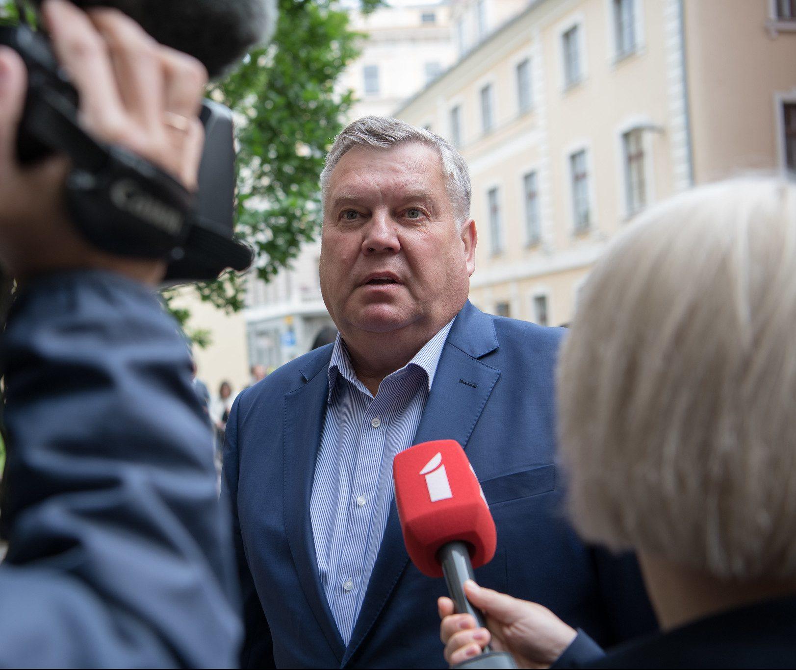 Jānis Urbanovičs: Pārņemot Rīgas un Ventspils ostas, valdošā vara ir savtīgi izmantojusi situāciju