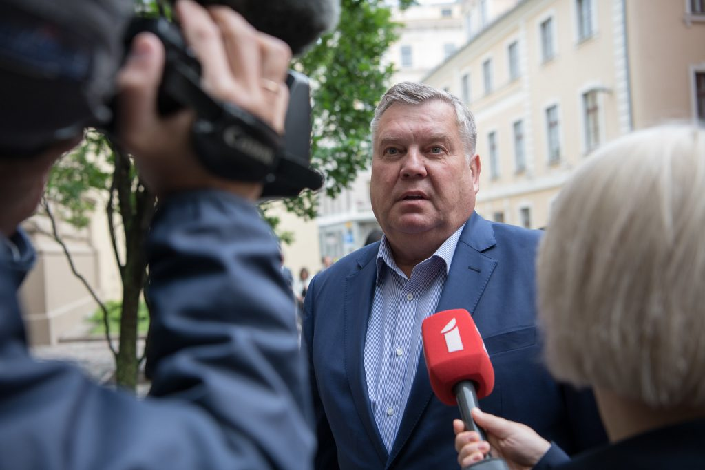 Янис Урбанович: Борьба с коронавирусом — не индивидуальный вид спорта