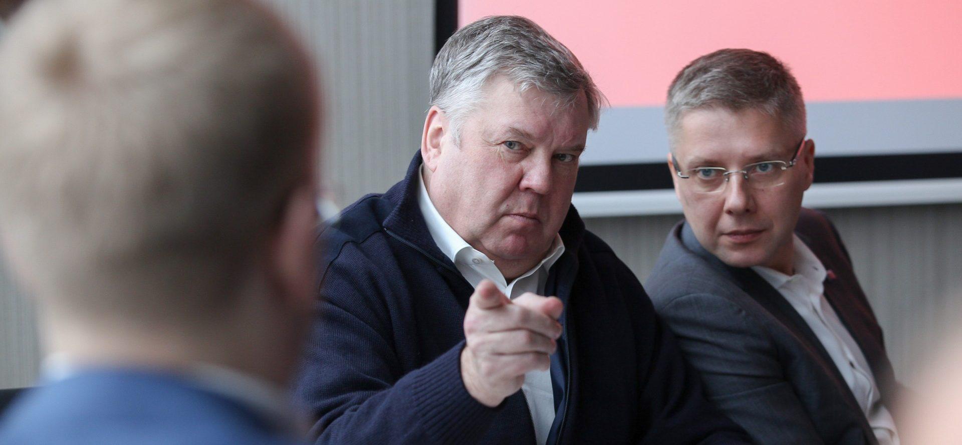 Ушаков: список «Согласия» на выборах в РД должен возглавить узнаваемый человек без депутатского прошлого