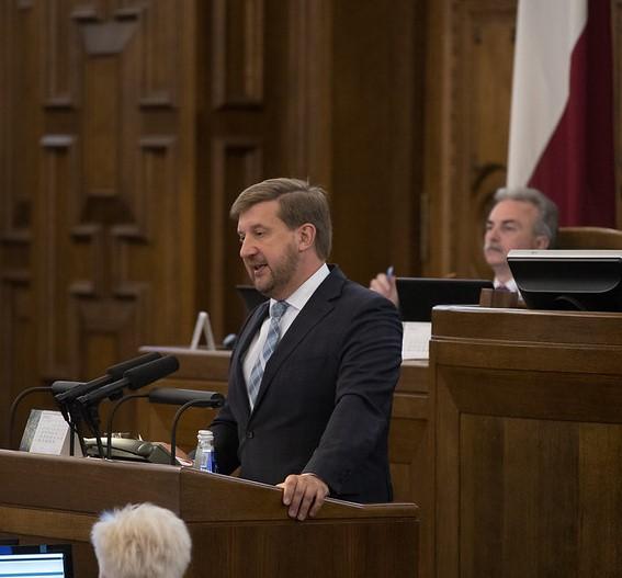 'Saskaņa' Rīgas domes ārkārtas vēlēšanām veidos jaunu komandu jauna līdera vadībā