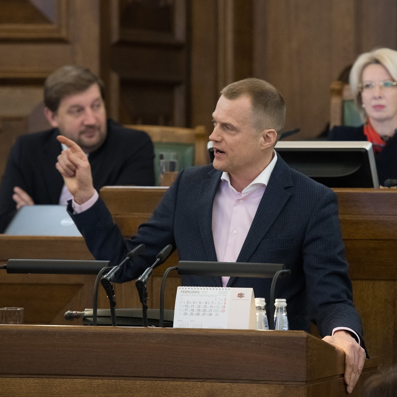"""Ivars Zariņš: Par """"dīvaino"""" COVID19 krīzes pasākumu plānā"""