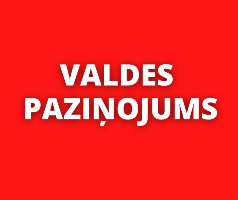 Заявление правления Социал-демократической партии «Согласие»